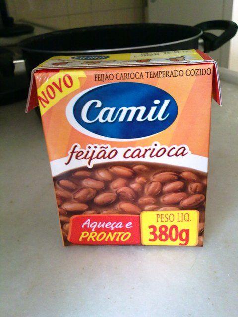 Feijão de caixinha: testei e aprovei. Foto: www.cintiacosta.com