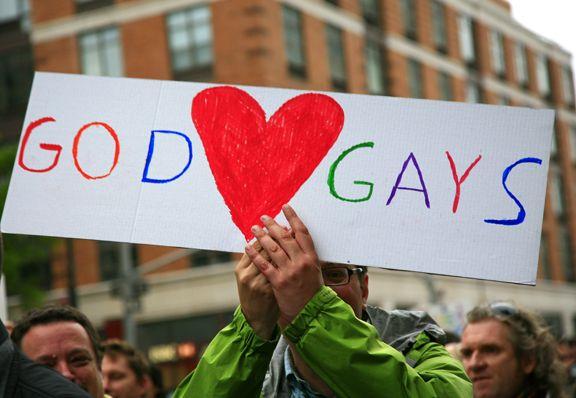 Deus ama Gays