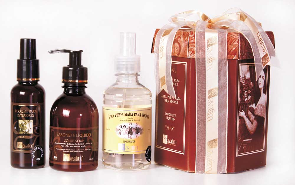 Kit de aromatizadores para casa da Avatim