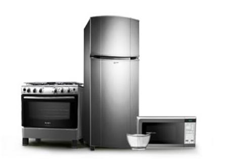 Eletrodomésticos em inox Consul
