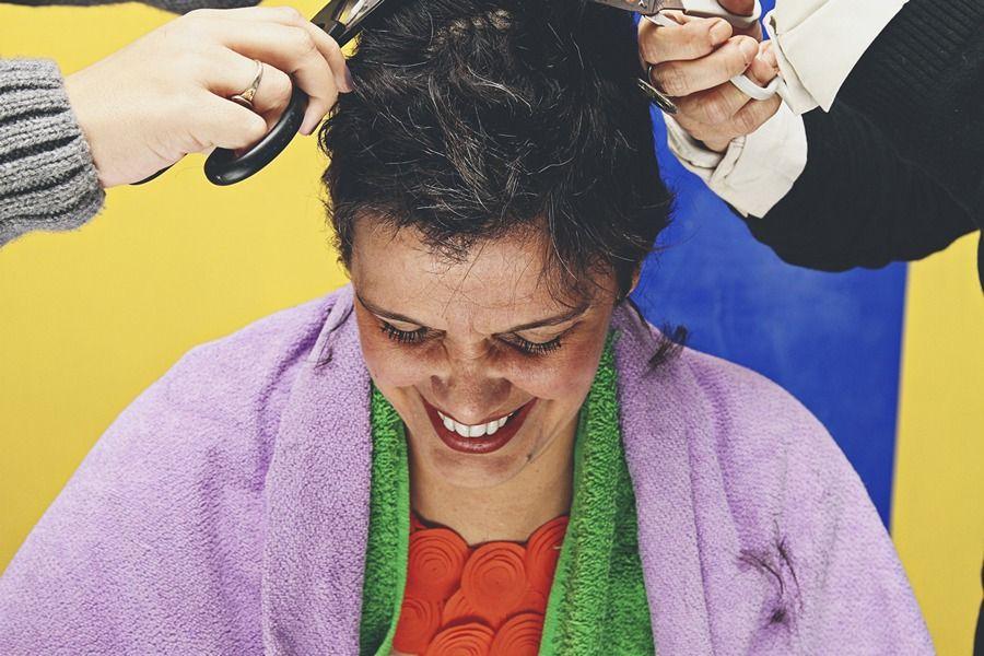 Lu Freitas contra o câncer de mama
