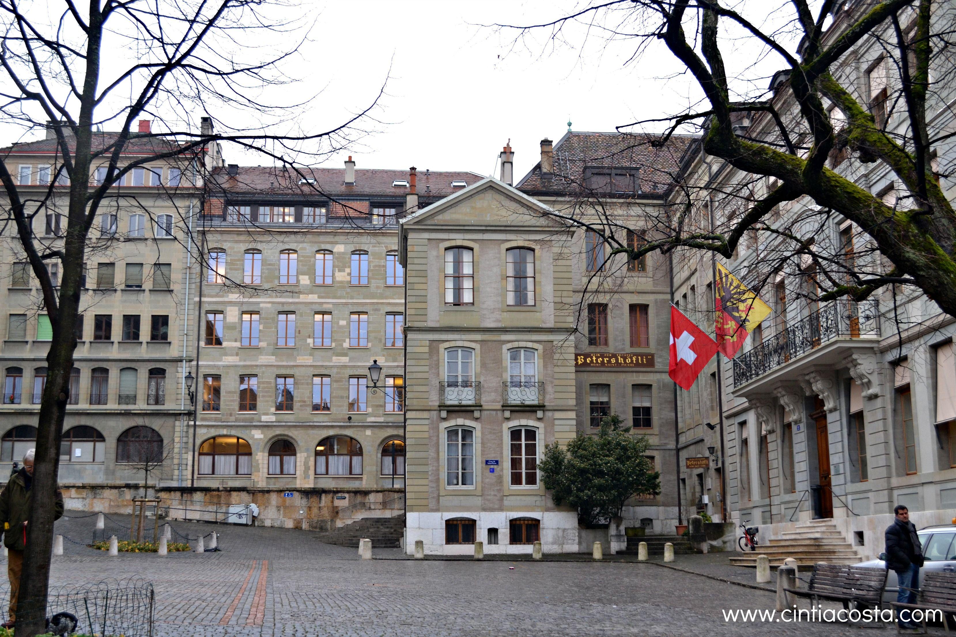 Vielle Vile - Geneva, Switzerland