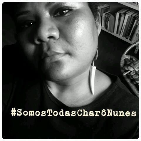Consciência negra: somos todas Charô Nunes.