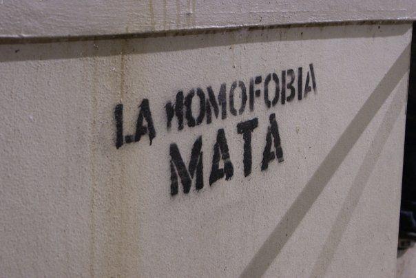 A homofobia mata