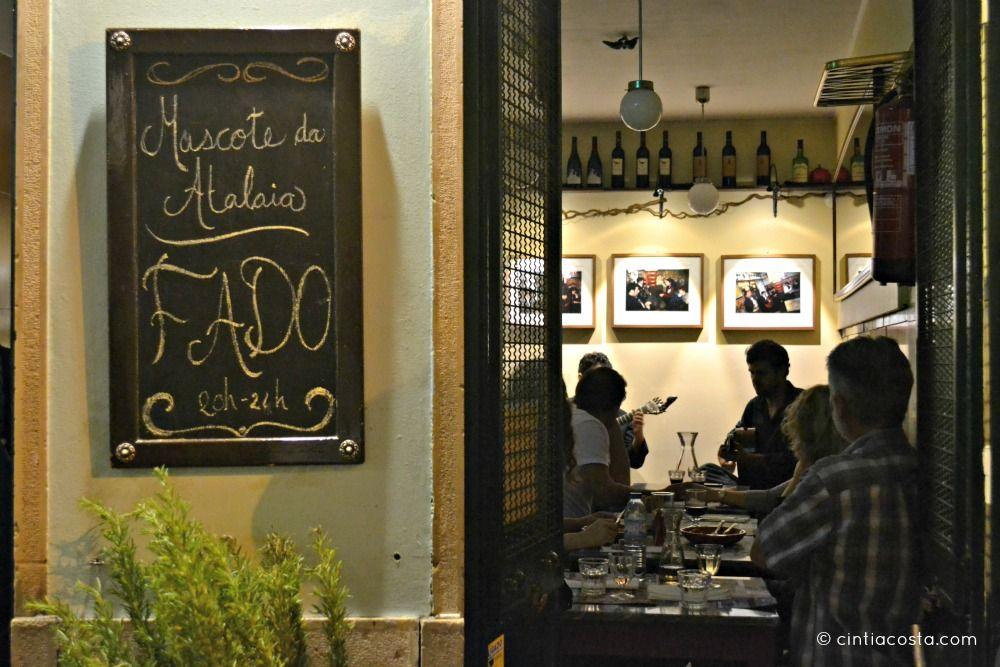 Lisboa, Portugal: fado vadio no Bairro Alto e Chiado. Foto: cintiacosta.com