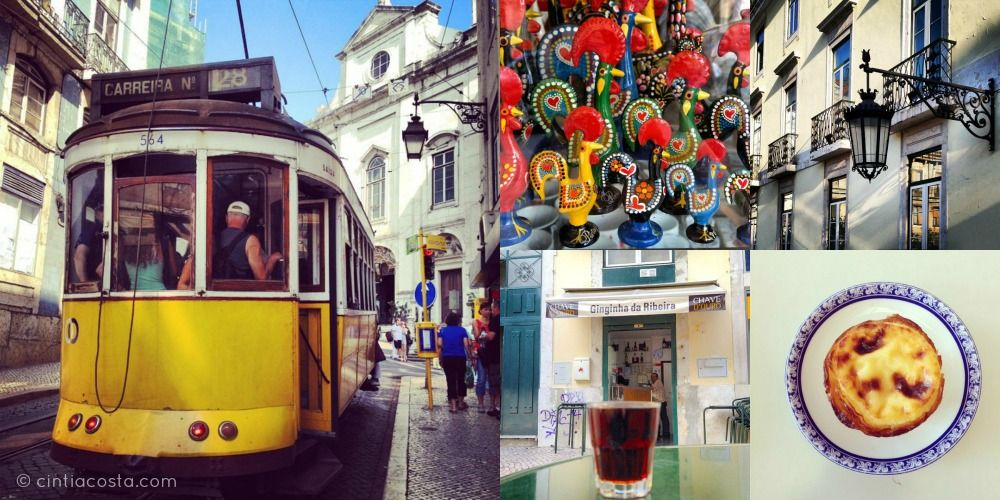 Guia de Lisboa, Portugal. Fotos: cintiacosta.com