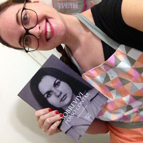 Campanha #SouMulherVitoriosa: post feminista de Cíntia Costa.