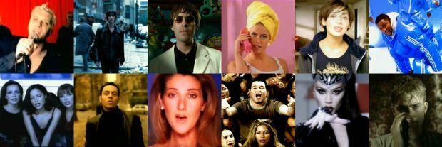 Playlist: os maiores hits de 1997 no Spotify. Blog www.cintiacosta.com.