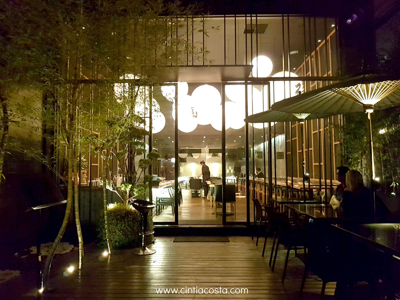 Tatá Sushi & Noodle Bar: restaurante japonês no Itaim Bibi, em São Paulo. Foto: Blog da Cíntia ( www.cintiacosta.com ).