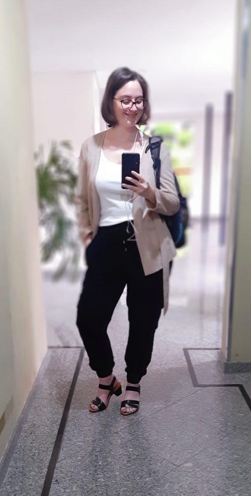 Estilo pessoal: looks para trabalhar. Veja todos os looks em www.cintiacosta.com