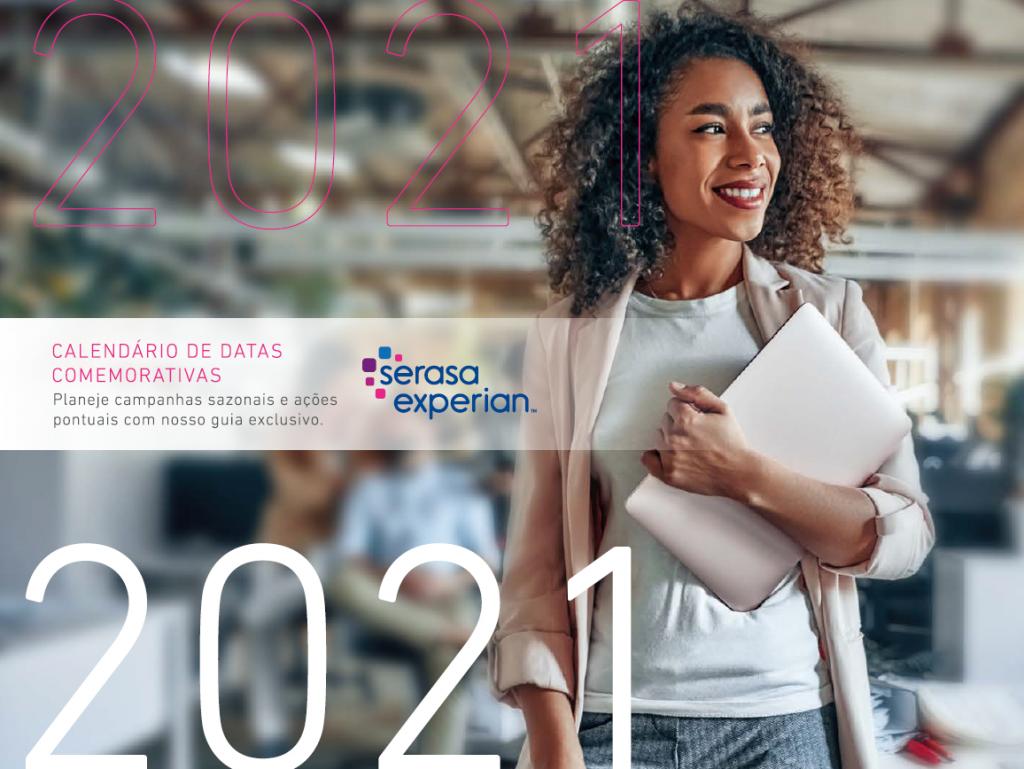 Baixar calendário 2021 datas comemorativas Serasa Experian